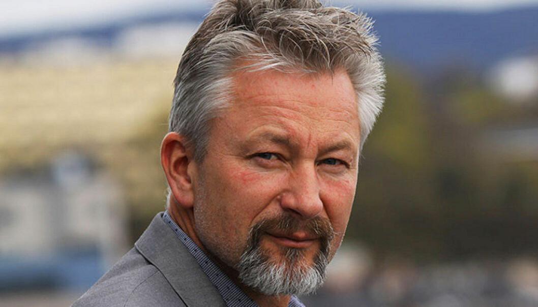Tormod Korpås er leder for Utdanningsforbundets lederråd. Foto: Marianne Ruud