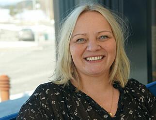 Mona Fagerås (SV) tar opp barnehagelærerutdanningen i stortinget