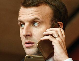 Totalt mobilforbud i skolene i Frankrike