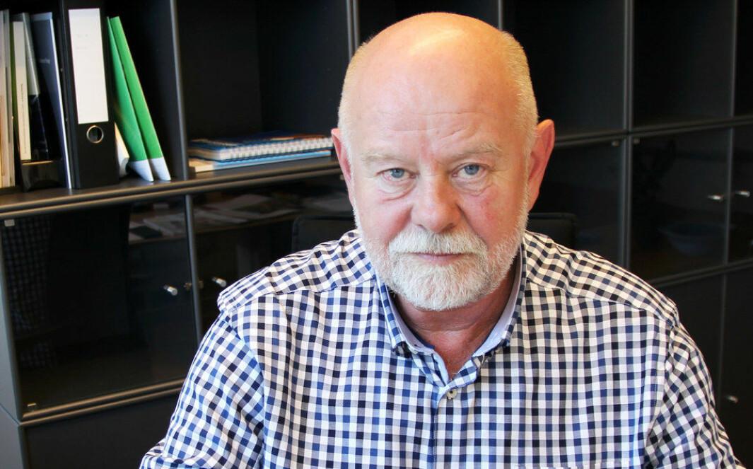 Forhandlingsleder i Utdanningsforbundets oppgjør med PBL, Terje Skyvulstad, må til riksmekleren etter at medlemmene sa nei til oppgjøret i dag.