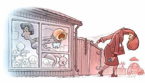 4a150489 Foreldreutvalget for barnehager er redde for at barna ikke har fått god nok  tid til tilvenning