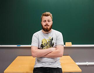 Her er læreren regjeringen ikke vil ha