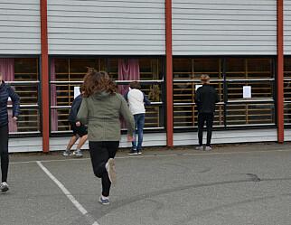 Telemark-prosjekt skal bedre elevenes kostvaner, trivsel og form
