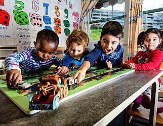 Dette er barnehagen som gjør barna friske