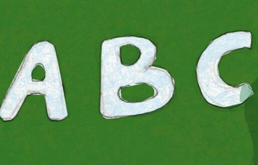 Er det elevene eller skolen som har dysleksi?
