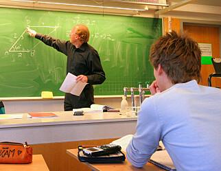 «Vi kan ikke vente oss det samme av nyutdannede lærere som av lærere som har jobbet i flere år»