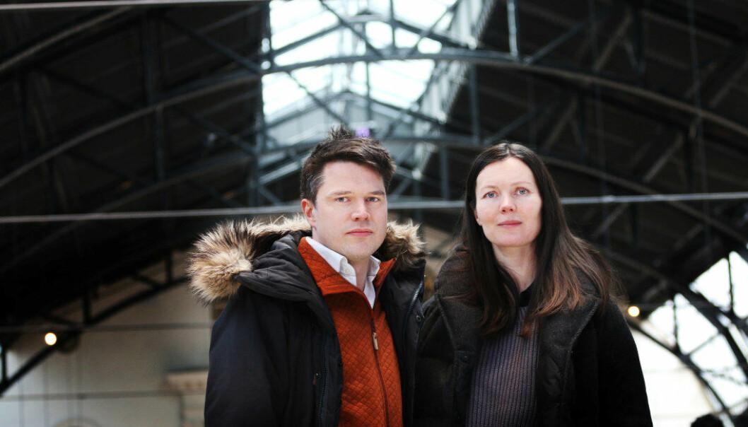 Varselet fra Anders Skrede og Elin Myrekrok Skrede var utgangspunktet for omfattende granskinger i tre kommuner og tilbakebetalingskrav som nå er oppe i over sju millioner kroner. Foto: Jørgen Jelstad.