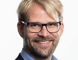 Han har Ingvar Ambjørnsen som drømmelærer