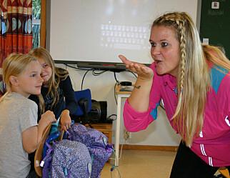 «Norges kuleste lærer» byr på seg selv