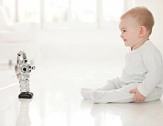 Når robotene tar over