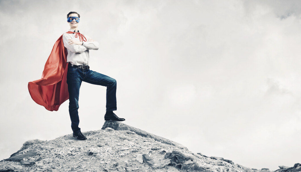 Noen personer med diagnoser klarer å snu den til en skapende kraft. Foto: Sergey Nivens/Istockphoto