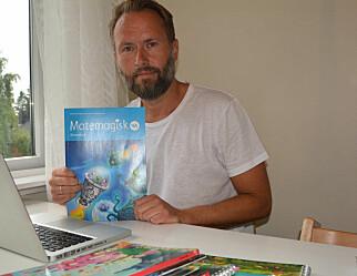 Lærer vant pris for lærebok i matematikk