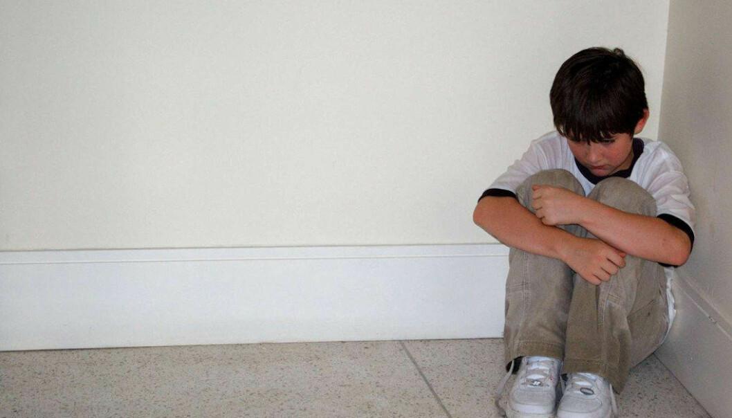 Tiltaksbarna oppnådde en dobbelt så stor nedgang i symptomer på angst og depresjon som det de barna som fikk mer tradisjonell oppfølging, oppnådde. Ill.foto: Free images