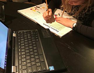 Lærerutdannere kan ikke nok om bruk av teknologi i undervisningen