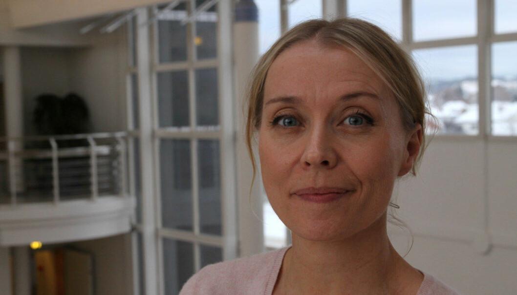 Det kan hende du som lærer er god på fag, men hvis du ikke håndterer samspillet, så vil ikke fagdelen din ha noen verdi, sier Hanne Margrethe Olsen ved Pedagogisk-psykologisk avdeling i Skedsmo kommune.  Foto: Tore Brøyn/Bedre Skole