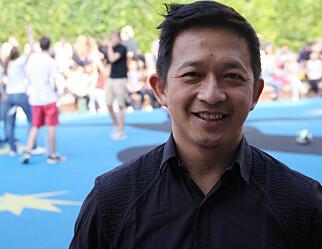 Matematikk-guru: Det fins ingen Singapore-matematikk