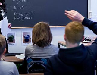Kontroversielle spørsmål kan være velegnet for elevenes demokratilæring