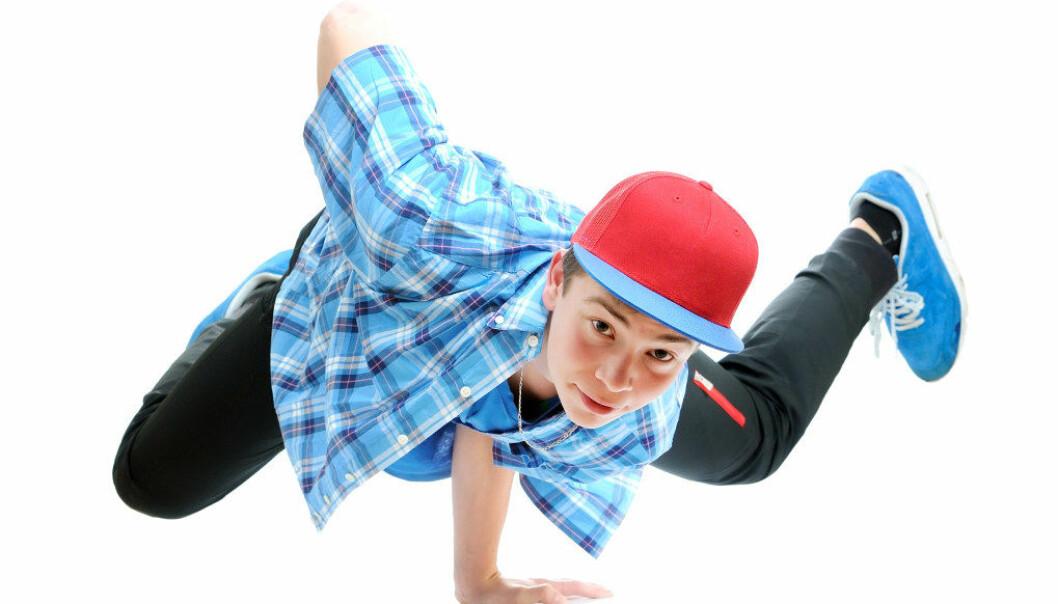 Da lærer Torbjørn skulle lære elevene om lyrikk og lyriske virkemidler, endte det med at to elever begynte å danse breakdance i klasserommet. Foto: ©nelik - stock.adobe.com