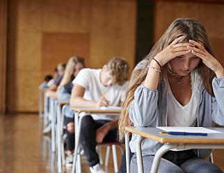 Dette er årsakene til at elevene stryker på eksamen i engelsk