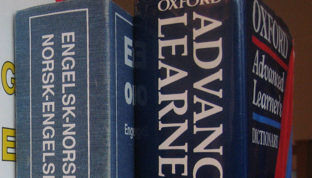 Uttaleundervisning i verdensspråket engelsk