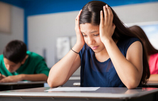 «En prøve vil sjelden tilsvare noe man møter ofte utenfor klasserommet, men som lærer kan det være vanskelig å klare seg uten»