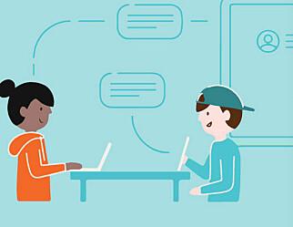 Mikroblogging som støtte for klasseromssamtaler