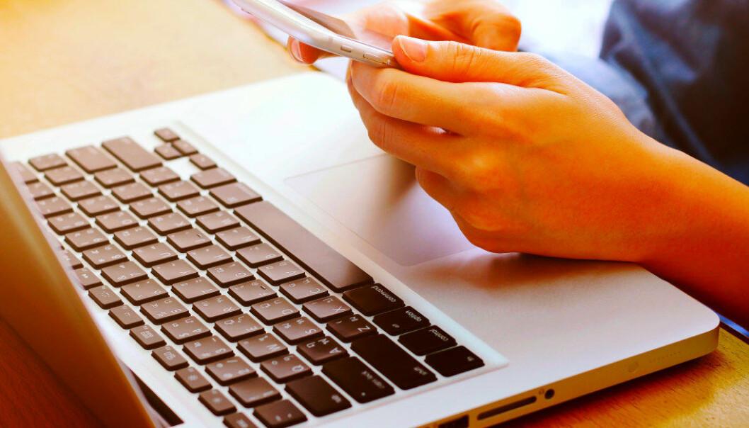 Lærerne kan bruke programvare som gjør det mulig å se hvilke sider elevene bruker. Det kan gi læreren mulighet til å blokkere tilgang til ikke-faglig aktivitet dersom dette gjentas, skriver forfatterne av dette innlegget. Foto: fotolia.com