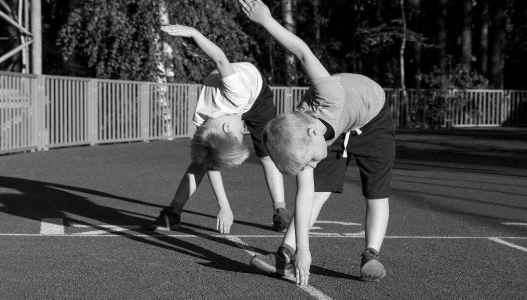 Når skoler skal innføre tiltak som har til hensikt å øke elevenes fysiske aktivitet i løpet av skoledagen, må tiltaket ha støtte fra alle de som på en eller annen måte blir involvert i satsingen, det vil si elever, lærere, skoleledere, andre ansatte, foreldre osv, skriver forfatterne av dette innlegget. Foto: fotolia.com