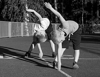«Effekten av fysisk aktivitet i skolen – mange uavklarte spørsmål»