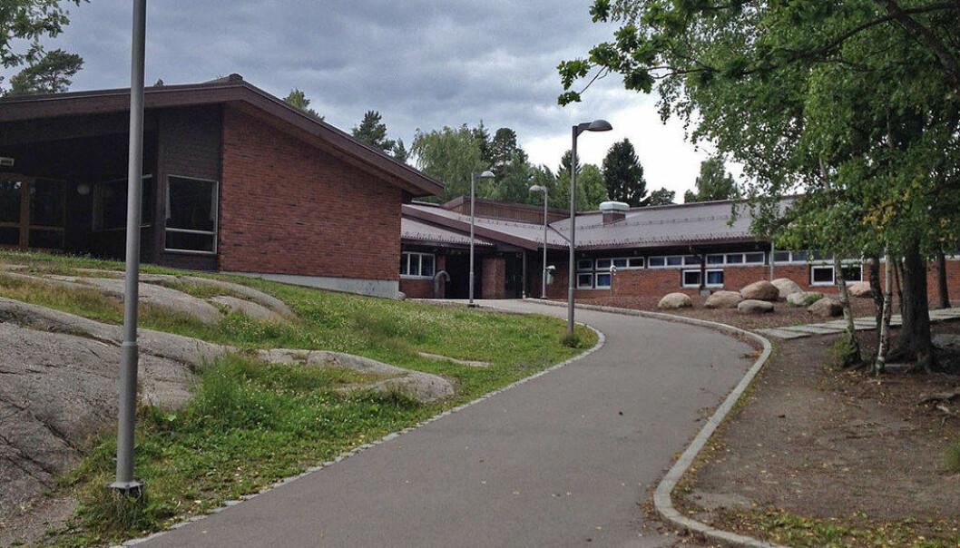 Eleven som døde var 9 år og gikk på 4. trinn ved Vassbonn skole. Foto: Wikimedia