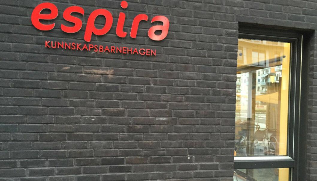 SVs Mona Fagerås kaller ansettelsesstoppen i Espira for hårreisende, og kommer med to krav til kunnskapsminister Jan Tore Sanner (H). Arkivfoto: Utdanning.