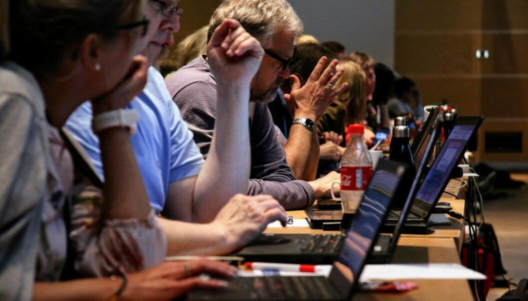 Delegatene i Innlandet vil ha debatt på landsmøtet til høsten om å opprette faglige råd. Foto: Jørgen Jelstad.
