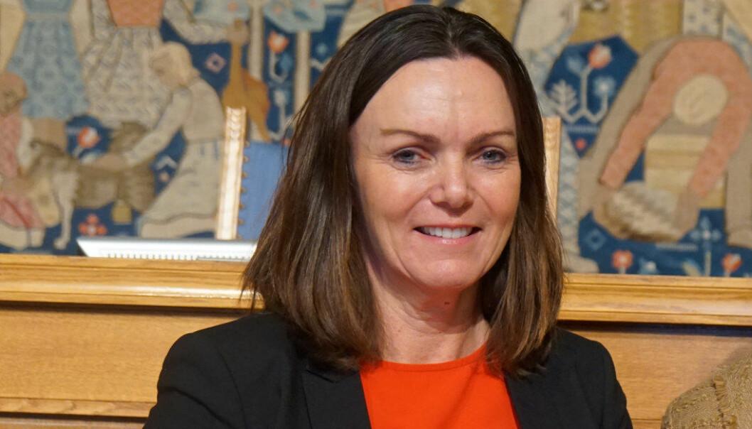 - Alle skal ha et trygt arbeidsmiljø, sa konstituert direktør i Utdanningsetaten i Oslo, Kari Andreassen, da hun talte til Utdanningsforbundet Oslo.