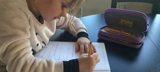 Google og McKinsey mener norske barn får for dårlig matteundervisning
