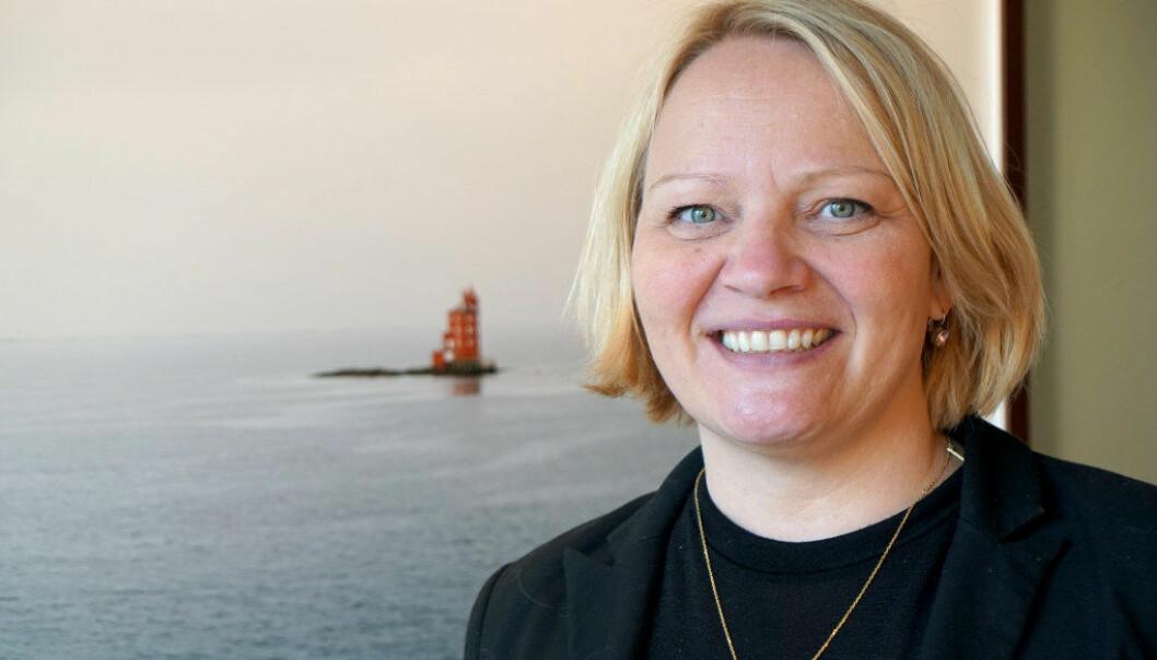For å sikre private barnehager statlig finansiering, mener SVs Mona Fagerås at PBL bør gi opp motstanden mot et profittforbud. Foto: Marianne Ruud