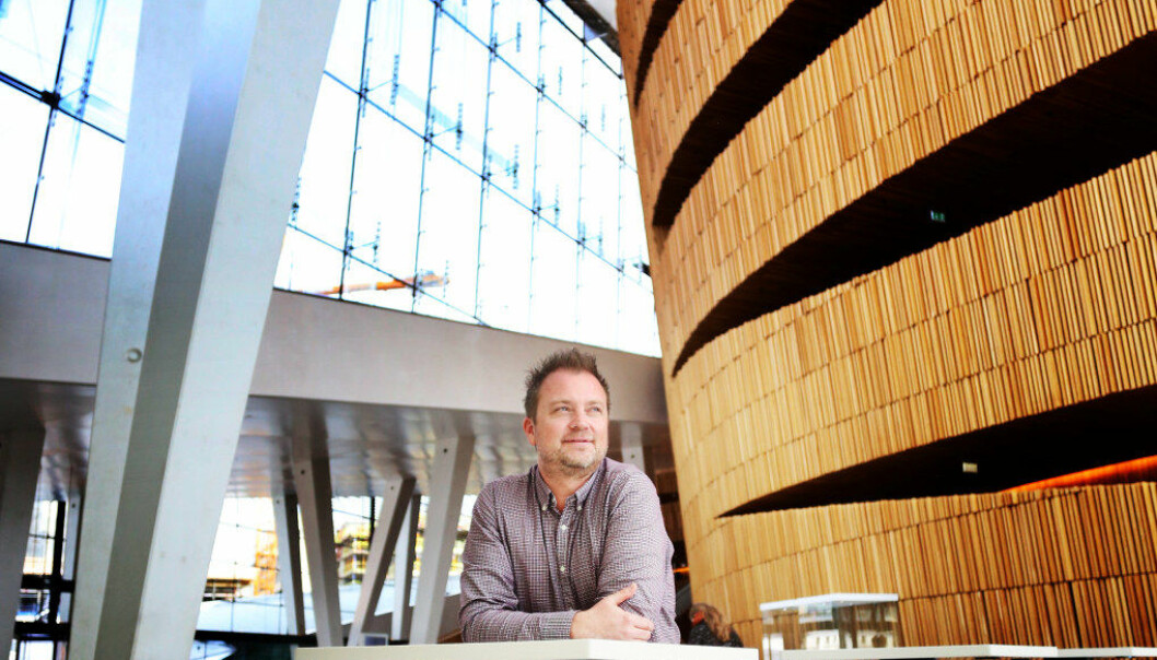 Eirik Husby fortsetter som styreleder i PBL. Foto: Hans Skjong.