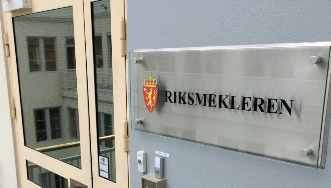 Tariffoppgjøret i statlig sektor går til mekling hos Riksmeklingsmannen. Foto: Paal Svendsen