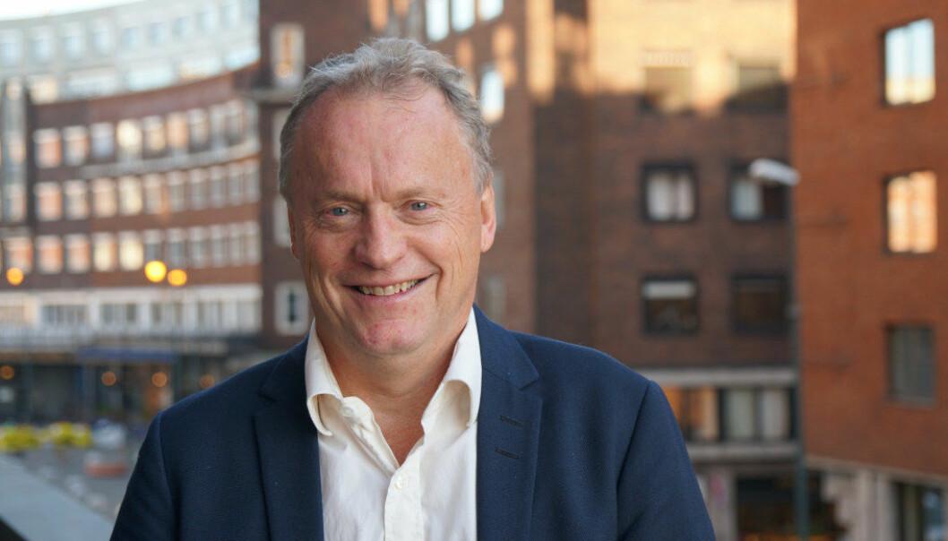 Oslos byrådsleder Raymond Johansen (Ap) vil ha en egen tiltakspakke som skal gjøre undervisningen mer interessant for gutter. Arkivfoto: Marianne Ruud