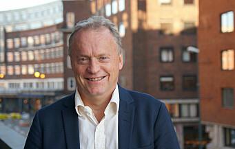 Raymond Johansen: – De nye læreplanene er dårlig nytt for gutter