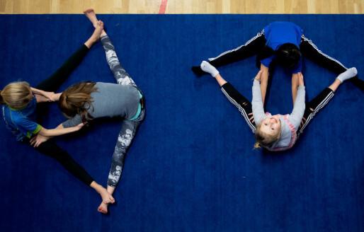 Elever og rektorer uenige om læring i bevegelse