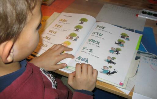 Teknisk vanskelige tekster skaper lesevegring og leseangst