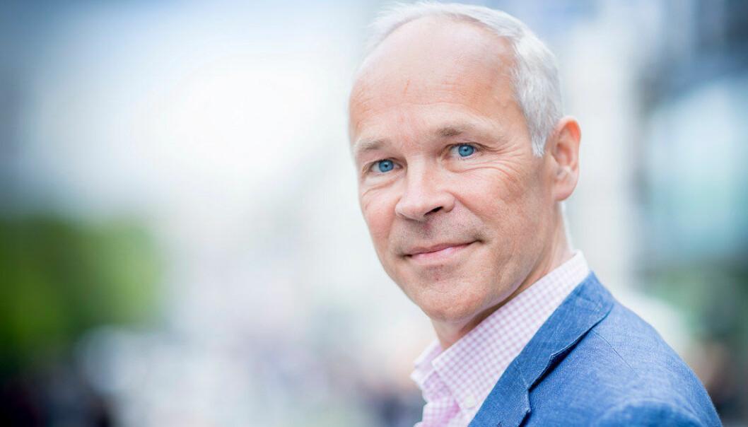 – Den faglige og politiske prosessen rundt fagfornyelsen har vært tidenes mest åpne prosess, skriver kunnskapsminister Jan Tore Sanner. Arkivfoto: Bo Mathisen