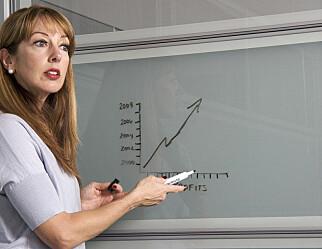 Lønnsveksten må bli klart høyere for å unngå sykepleier- og lærerkrise