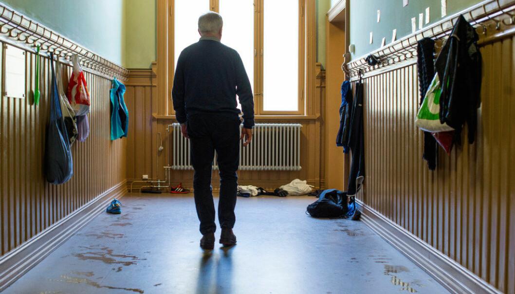 Vold mot lærere er et alvorlig og omfattende samfunnsproblem. Illustrasjonsfoto: Tom-Egil Jensen