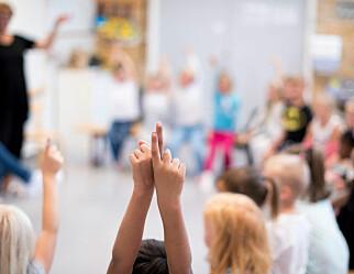 Oslo kommune trenger minst 500 lærere, men har planlagt kun 25 nye stillinger
