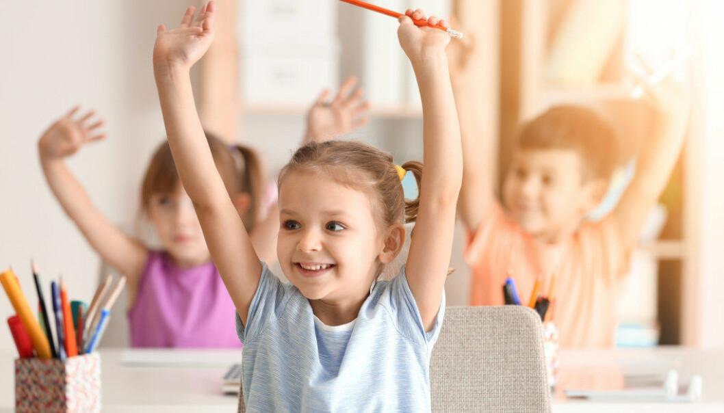 Barn som har gått i kvalitativt gode barnehager har bedre skolefaglige prestasjoner, bedre grunnleggende ferdigheter og sosial kompetanse enn de som har gått i dårlige barnehager, ifølge en ny studie i Hedmark. Illustrasjonsfoto: Adobestock