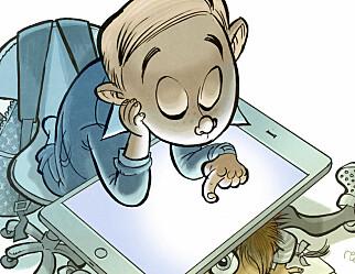 87.000 skolebarn på kodekurs denne uken