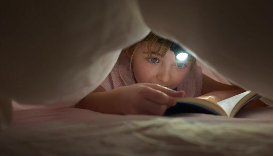 Å lese om sex er den minst farlige form for sex som finnes, mener James LaRue. Illustrasjonsfoto: Sturt/Istockphoto