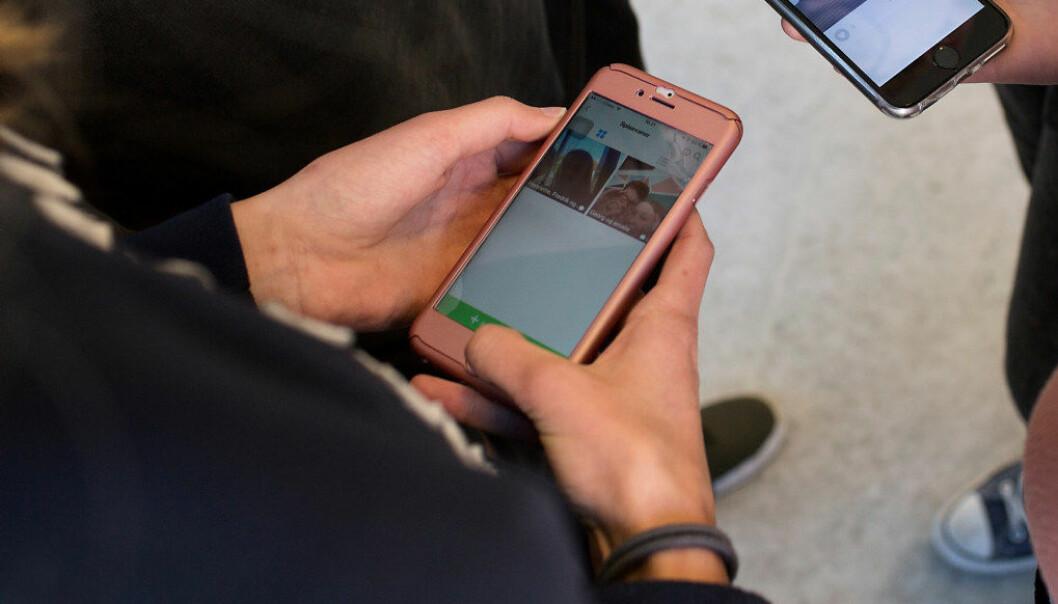 Her er noen tips til hvordan du kan forebygge digital mobbing i skolen. Ill.foto: Utdanning