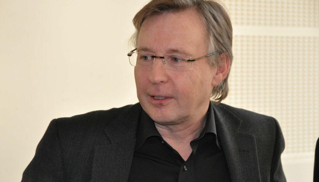 Professor Eirik J. Irgens advarer mot å ta for lett på tillitsbasert ledelse. Foto: Paal M. Svendsen